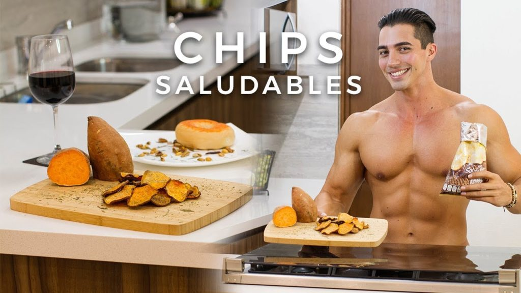 Chips Saludables | Receta Fitness