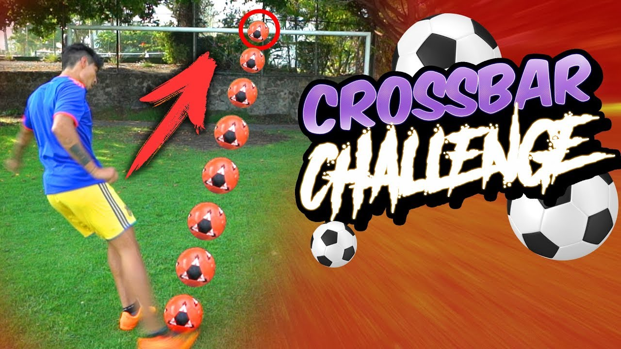 CROSSBAR CHALLENGE!! (Version DosogasTeam)