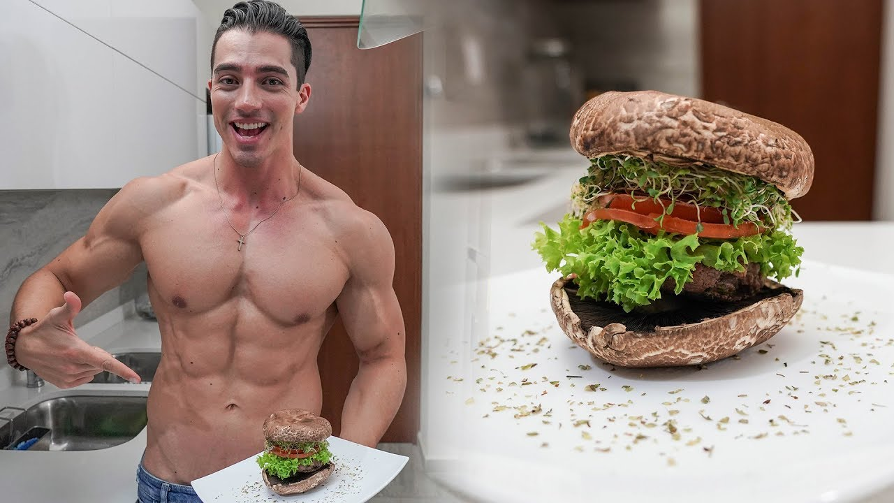 Hamburguesa Fitness | Receta Saludable