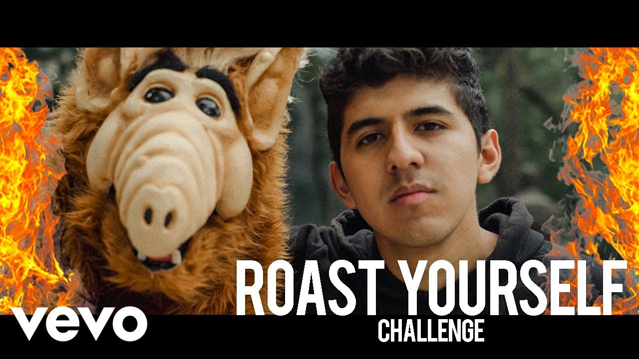 ROAST YOURSELF CHALLENGE · Gilbert Sosa
