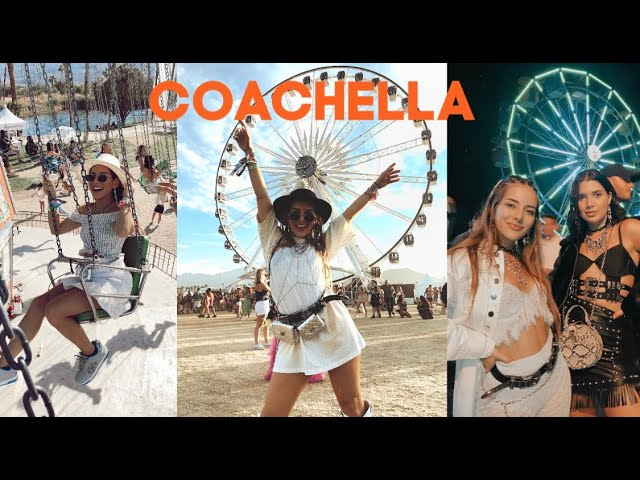 PASE MI CUMPLE EN COACHELLA!! VLOG | Sincerelymvu