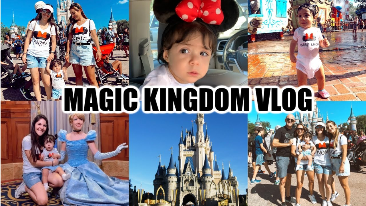MAGIC KINGDOM 2019 | DISNEY WORLD VLOG